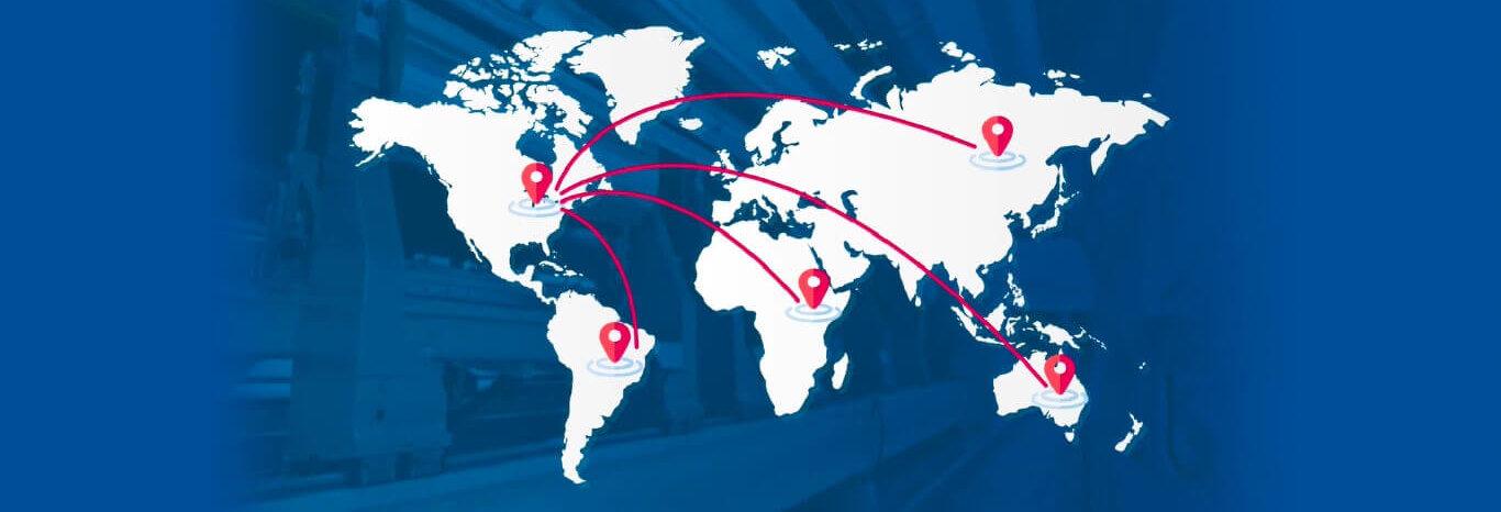 Atuação global