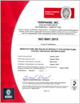 ISO 9001:2015 UKAS - EUA