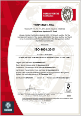 ISO 9001:2015 UKAS - BRASIL