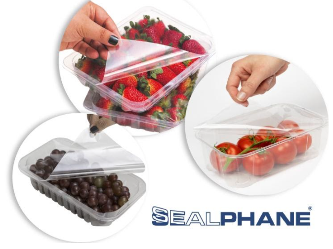 Terphane presents Sealphane® lidding films at Virtual CPMA Fresh Week 2021