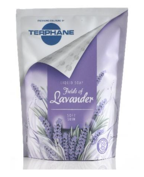 Terphane's velvet touch lamination films benefit the look and feel of packing